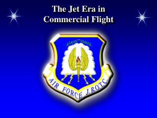The Jet Era in  Commercial Flight