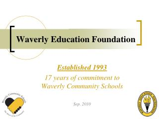 Waverly Education Foundation