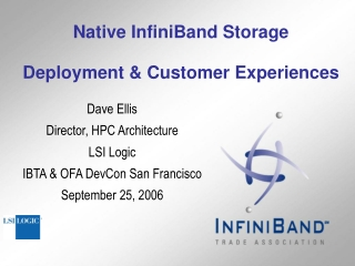 InfiniBand Host