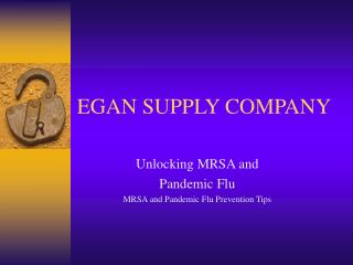 EGAN SUPPLY COMPANY