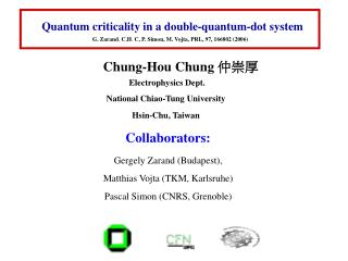 Quantum criticality in a double-quantum-dot system