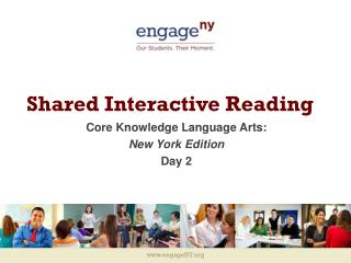 Shared Interactive Reading