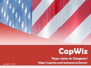 CapWiz