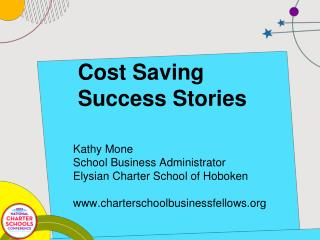 Cost Saving Success Stories