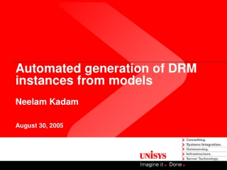 Enterprise DRM in Financial Services