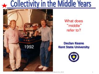 Collectivity in the Middle Years