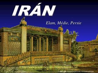 Elam, Médie, Persie