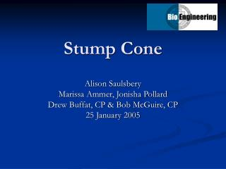 Stump Cone