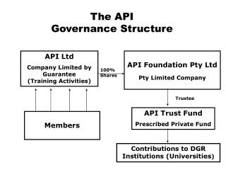 The API Governance Structure