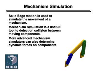 Mechanism Simulation