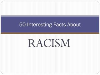 50 Interesting Facts About
