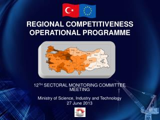 REGIONAL COMPETITIVENESS OPERATIONAL PROGRAMME