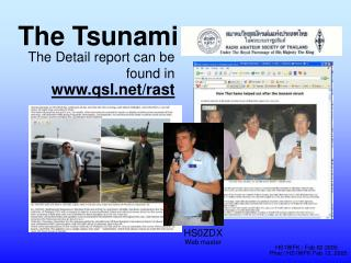 The Detail report can be found in  qsl/rast