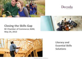 Literacy and Essential Skills Solutions