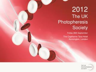 2012 The UK Photopheresis Society