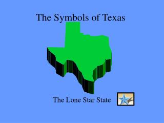 The Symbols of Texas