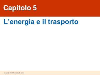 Capitolo 5
