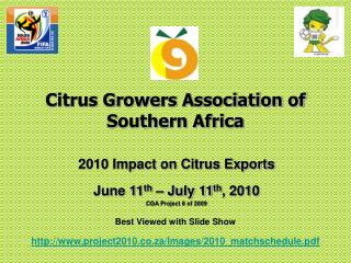 Citrus Growers Association of Southern Africa