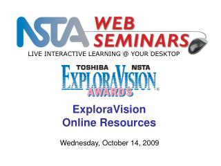 LIVE INTERACTIVE LEARNING @ YOUR DESKTOP