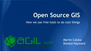 Open Source GIS