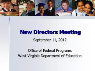 New Directors Meeting
