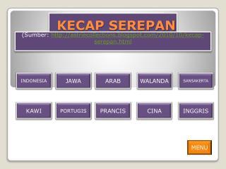 KECAP SEREPAN