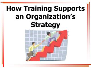 How Training Supports an Organization's Strategy