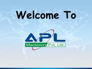 Overview of Screen Printing Machine by APL Machinery