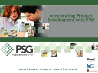 Accelerating Product Development with EPM