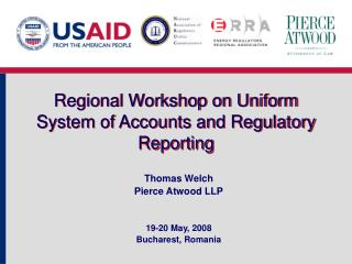 Regional Workshop on Uniform System of Accounts and Regulatory Reporting