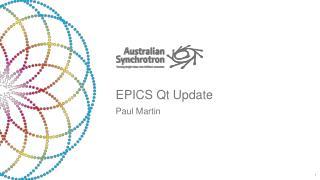 EPICS Qt Update