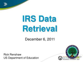 IRS Data Retrieval