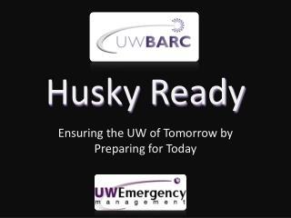 Husky Ready
