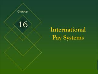 International Pay Systems