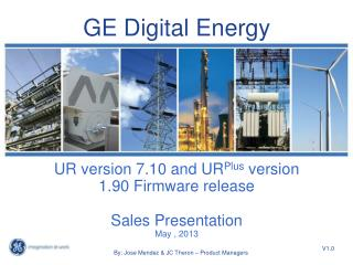 GE Digital Energy