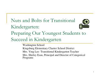 Washington School  Kingsburg Elementary Charter School District