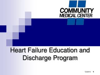 Heart Failure Education and Discharge Program