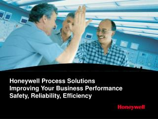Honeywell Corporate Overview