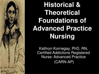 Historical & Theoretical Foundations of Advanced Practice Nursing