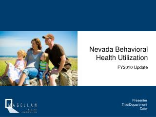 Nevada Behavioral Health Utilization