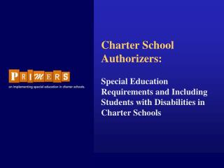 Charter School Authorizers: