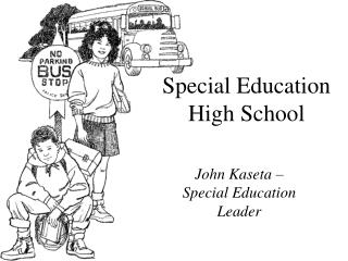 Special Education High School