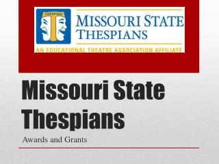 Missouri State Thespians