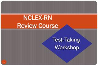 NCLEX-RN   Review Course