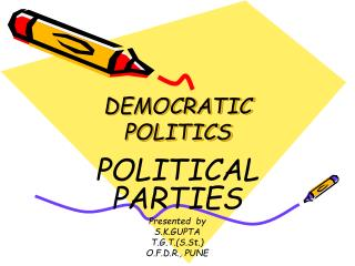 DEMOCRATIC  POLITICS