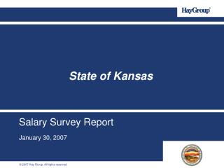 Salary Survey Report