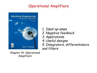 Chapter 14: Operational Amplifiers