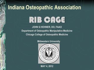 Indiana Osteopathic Association