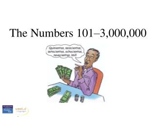The Numbers 101–3,000,000