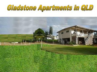 Accommodation Gladstone QLD